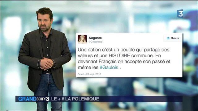 """La référence de Nicolas Sarkozy sru les """"Gaulois"""" fait polémique"""
