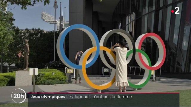 JO 2021 : la majorité des Japonais est contre