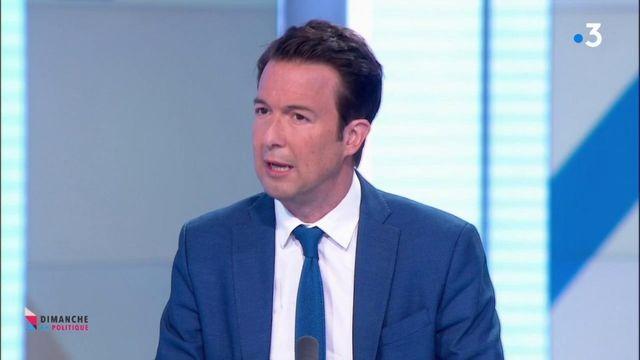 """Pour le Républicain Guillaume Peltier, sur les questions sécuritaires, le gouvernement exerce une politique """"de laxisme et de lâcheté"""""""