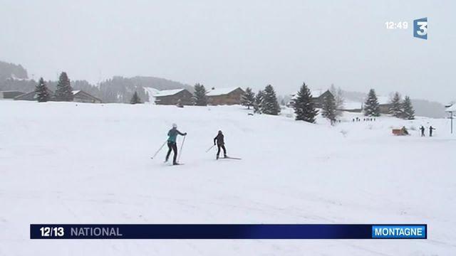 Ski : la réouverture des stations attire amateurs et champions