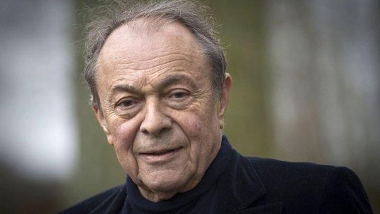 Michel Rocard est membre du Parti socialiste et a été premier ministre de 1988 à 1991 (AFP)