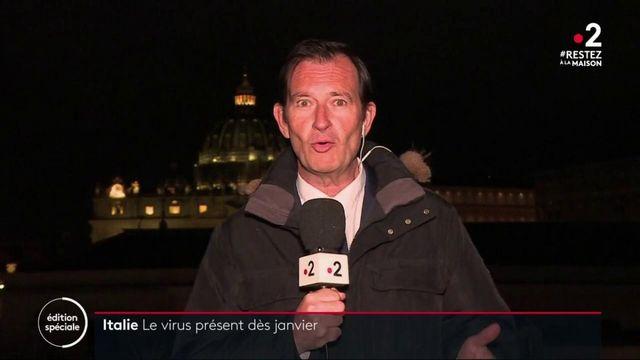 Coronavirus : vers l'hypothèse de l'absence de patient zéro en Italie