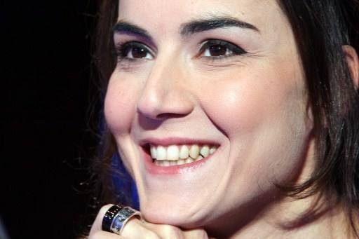 Cécile Ladjali  (PIERRE VERDY / AFP)