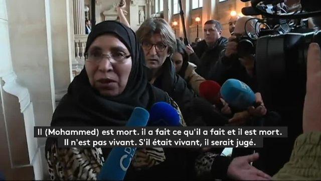 La mère de Mohammed et Abdelkader Merah