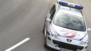 (Un policier a été blessé par balle à la tête lundi matin, au cours d'une course-poursuite avec des braqueurs présumés d'une bijouterie à Saint-Ouen (Seine-Saint-Denis). Photo d'illustration © Maxppp)