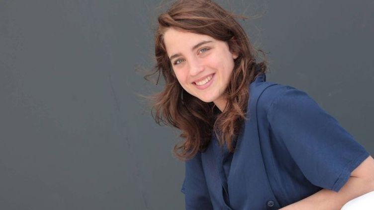 La jeune Adèle Haenel joue dans le prochain film d'André Téchiné.  (PHOTOPQR/NICE MATIN/patrick clemente)