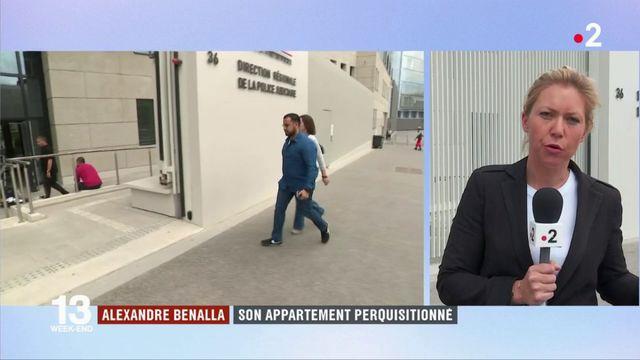 Affaire Benalla: son appartement perquisitionné