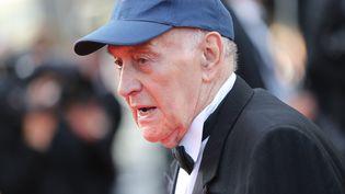 Rémy Julienne, le 24 mai 2017 à Cannes. (VALERY HACHE / AFP)