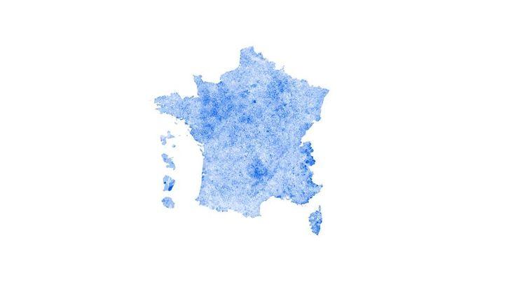 François Fillon est arrivé en troisième position au premier tour avec moins de 20% des voix. (FRANCEINFO)