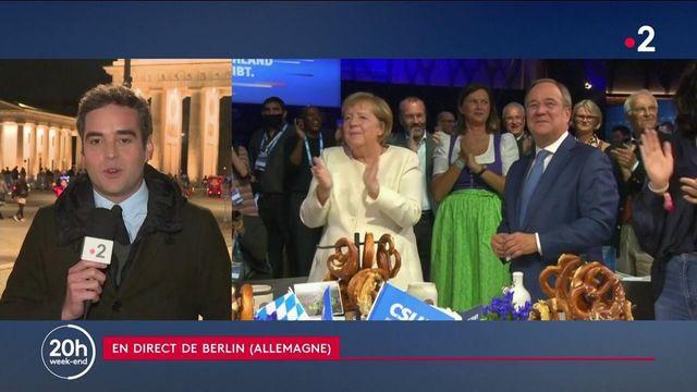 Élections en Allemagne : un suspense total à la veille du scrutin