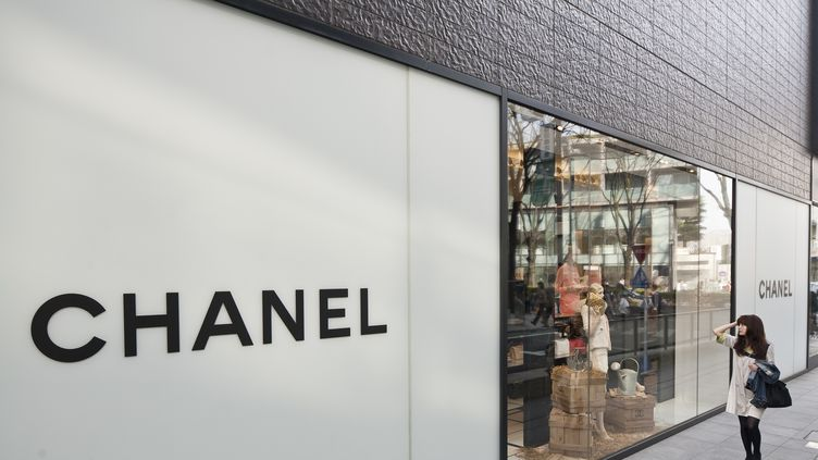 Une boutique Chanel au Japon, le 4 novembre 2011. (LUDOVIC MAISANT / HEMIS.FR / AFP)