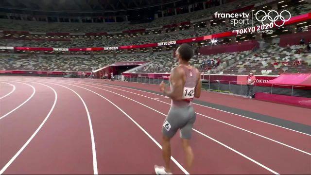 Andre De Grasse enfin titré ! Déjà quatre fois médaillés aux Jeux Olympiques, le Canadien a enfin décroché le graal en s'imposant sur le 200 m (19.62 s) devant les Américains Kenneth Bednarek et Noah Lyles.