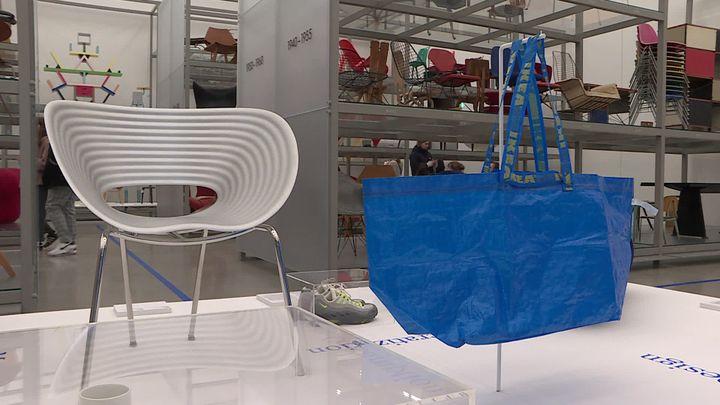 After the Wall : Design Since 1989 - Vitra Design Museum à Weil am Rhein en Allemagne  (B. Stemmer / France Télévisions)