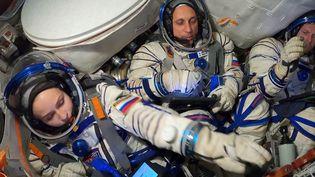 Cinéma : le premier film tourné dans l'espace sera russe. (FRANCE 3)