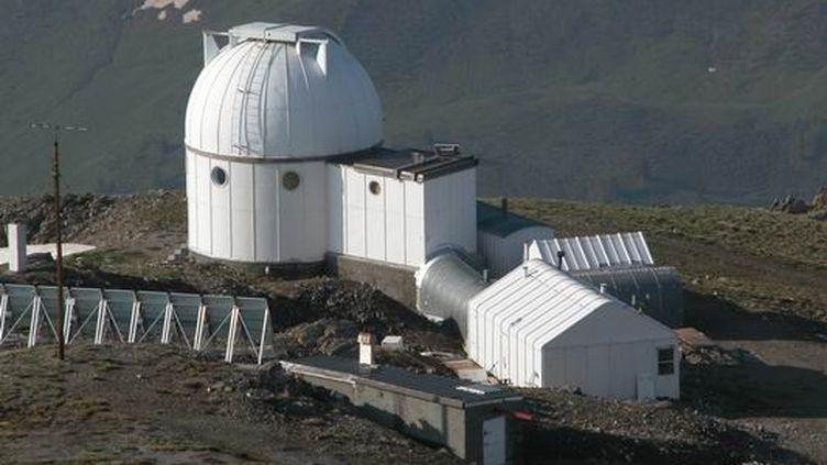 (L'observatoire de Saint-Véran (Astrosurf))