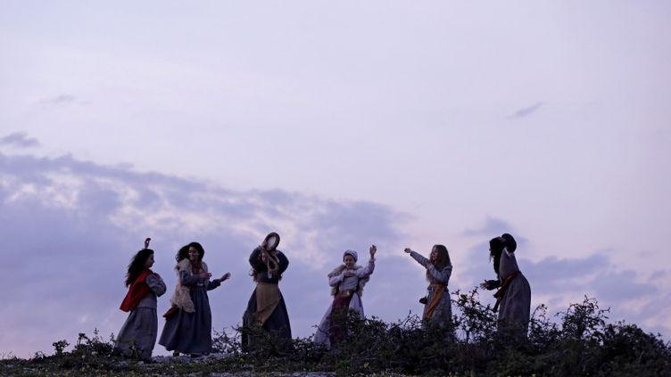Lz filmLes Sorcières d'Akelarrea été tourné en partie au Pays Basque (Copyright Sophie Dulac Productions)