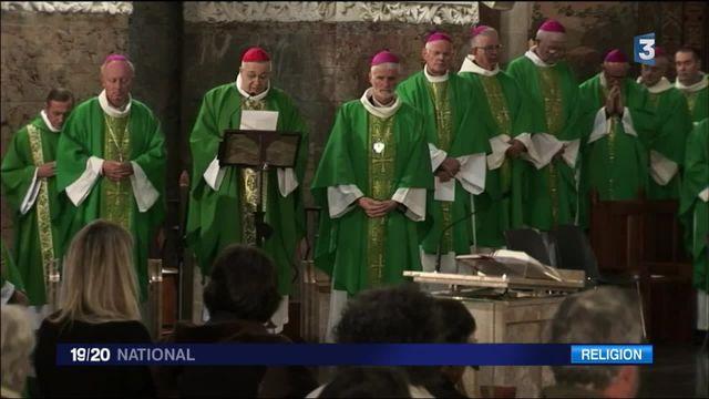 Pédophilie : l'Église demande pardon
