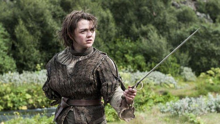 "Maisie Williams dans ""Game of Thrones"", saison 4  (HBO)"