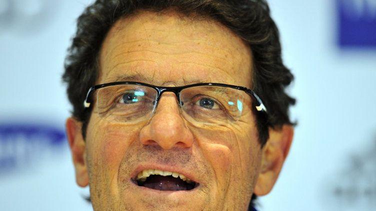 Fabio Capello (GLYN KIRK / AFP)