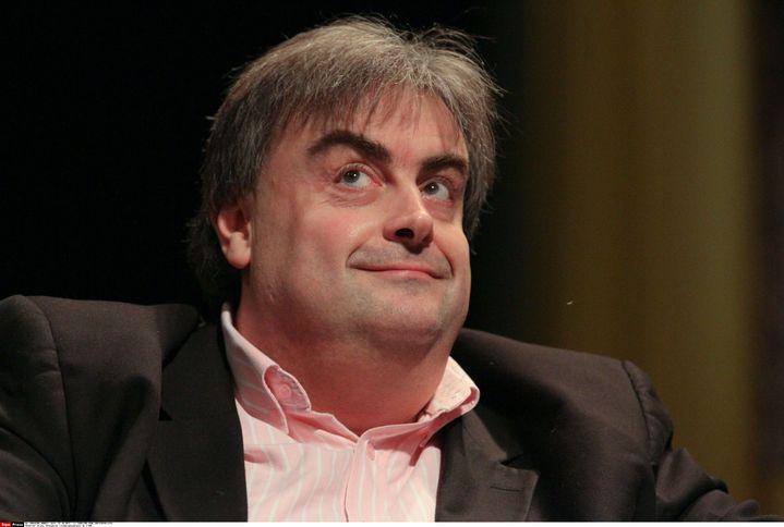 Richard Patry, président de la FNCF (Fédération française des cinémas français) en 2013. (TARDIVON JEAN CHRISTOPHE/SIPA)