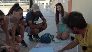 Marseille : les randonneurs urbains investissent la cité phocéenne (France 3)