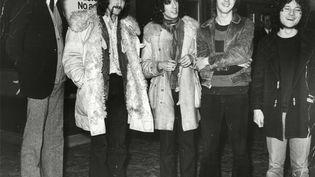 Danny Kirwan, le guitariste de Fletwood Mac, le 14 février 1969 (SENDTOPPO / SHUTTERSTOCK / SIPA / REX)