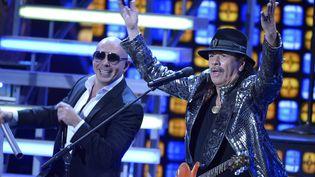 Carlos Santana aux Latin Awards  (EPA/MAXPPP)
