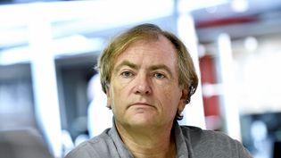 L'écrivain Didier Van Cauwelaert à Montpellier, le 12 novembre 2020. (SYLVIE CAMBON / MAXPPP)