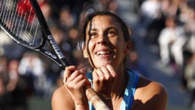 Marion Bartoli l'emporte sans forcer