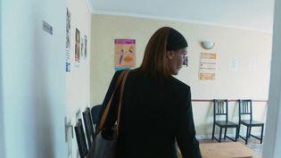 Décès du docteur Ali Djemoui : elle poursuit le combat de son mari (CAPTURE ECRAN FRANCE 2)