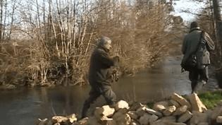 Loisirs : la saison de la pêche à la truite démarre (FRANCE 3)