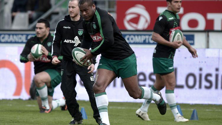 Pau retrouve le sens de la gagne contre Oyonnax. (IROZ GAIZKA / AFP)