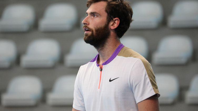 Quentin Halys sera au troisième tour des qualifications de Roland-Garros. (LAURENT SANSON / LS MEDIANORD)