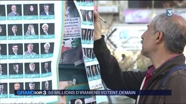 Iran : des élections législatives très importantes pour le réformateur Hassan Rohani