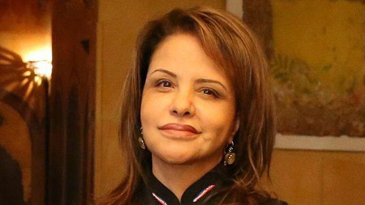 La cheffe Fatema Hal (DR)