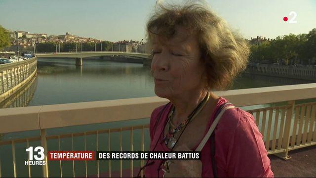 Météo : les records de chaleur se succèdent en France