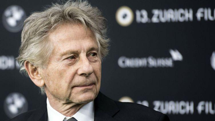 Roman Polanski au festival du film de Zurich (2 octobre 2017)  (Ennio Leanza / AP / Sipa)