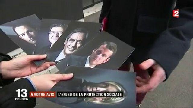 Protection sociale : France 2 vous a demandé votre avis