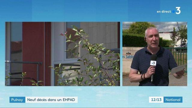 Meurthe-et-Moselle : neuf décès dans un Ehpad