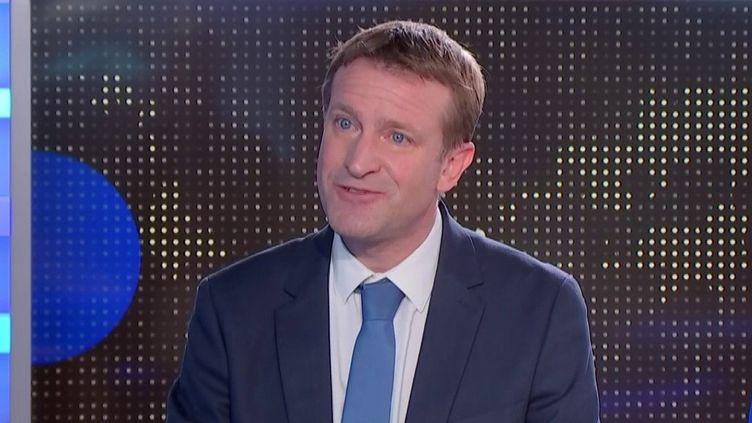 Jean-Philippe Dugoin-Clément (Capture d'écran Franceinfo)