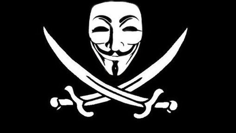 Les hacktivistes d'Anonymous ont décidé de mener une opération de piratage des sites internet israéliens, vendredi 16 novembre 2012. (CAPTURE D'ECRAN / FRANCETV INFO)