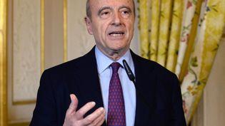 Alain Juppé, le 22 mars 2015, à Bordeaux (Gironde). (JEAN-PIERRE MULLER / AFP)