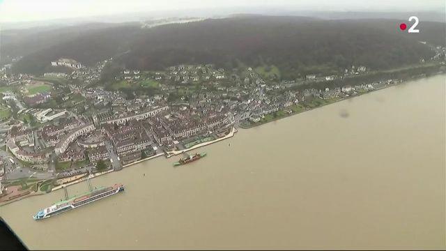 Inondations en Normandie : 11 départements menacés par les eaux