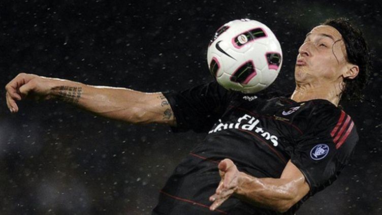 Zlatan Ibrahimovic (AC Milan)
