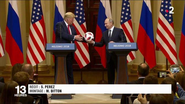 Trump : le président américain trop complaisant avec Poutine ?