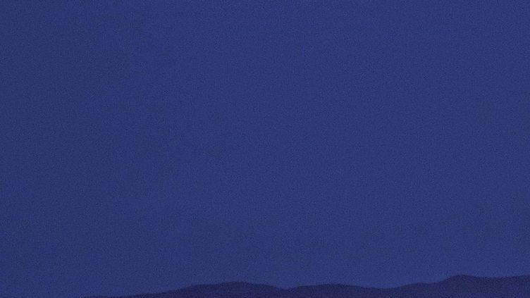 """La """"super Lune bleue de sang"""" sera observable le 31 janvier 2018 en Asie, dans l'océan Pacifique, en Russie, dans l'ouest de l'Amérique du Nord et partiellement dans l'est. (RANDY HOEFT / AP / SIPA)"""