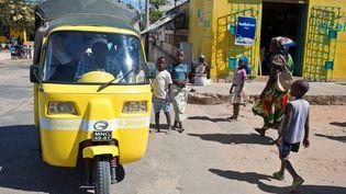 Mozambique, province de Cabo Delgado, une région déshéritée bousculée par d'énormes projets d'investissements gaziers. (GUIZIOU Franck / hemis.fr / Hemis via AFP)
