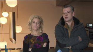 Le Périgord accueille actuellement un tournage avec MarinaFoïset BenjaminBiolay.Un événement bienvenu dans le contexte de la crise duCovid-19. (France 3)