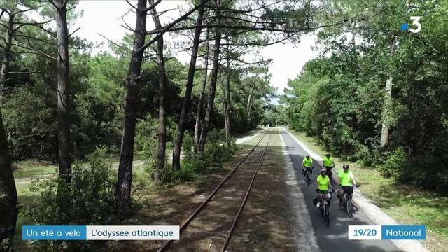 Voyage : sillonner les routes de l'Atlantique autrement avec la Vélodyssée
