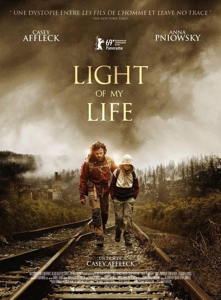 "L'affiche de ""Light of my Life"" de Casey Affleck. (Condor Distribution)"